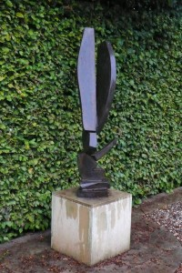 Sculpture in the Rill Garden