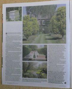 Stillingfleet Lodge Gardens in the Yorkshire Post