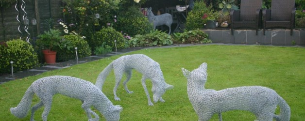Latest News on our Sculpture Exhibition