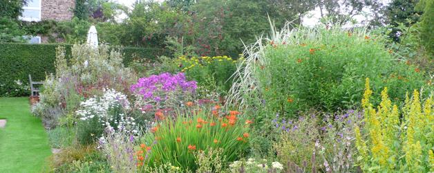 Serenade at National Gardens Scheme Open Day